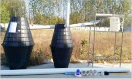 新农村专用分体式双翁三格式化粪池厂家