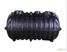 晟鑫通农厕改造标准四个厚塑料一体式三格化粪池
