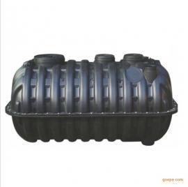 塑料三格式化粪池生产