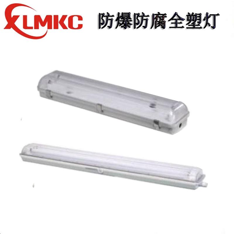新黎明 BYS-2X18w 防爆防腐全塑荧光灯 灯管1.2米 可空包出售