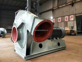 9-19型高压风机 工业锅炉鼓风机锻冶炉专用高压强制通风机