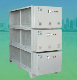XK-JD-C商用厨房静电高压厨房油烟净化器