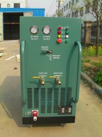 石化行业用冷媒回收再生充注机 中大型收氟机