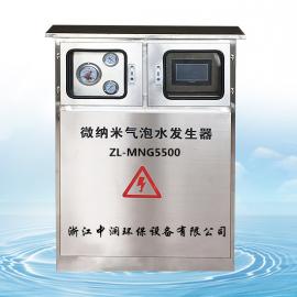 中澜环保ZL-MNG系列微纳米气泡发生器