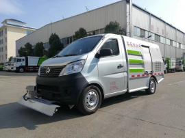 专业生产路面养护清洗车