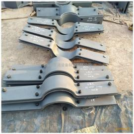 D10立管短管夹 立管短管夹D10型 泽源现货Q235B管夹
