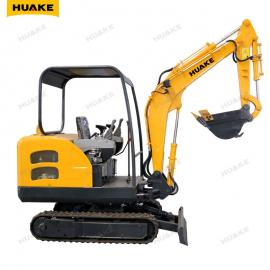 HK-22小型多功能挖掘机 家用农用大棚微型 迷你挖掘机