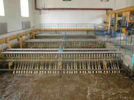 MBR膜生物反应器 MBR一体化设备 废水处理技术