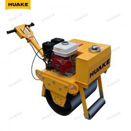 华科HK-600小型压路机手扶单轮压路机 压实平整