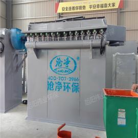 定制脉冲锅炉除尘器单机布袋除尘器 脉冲除尘器 木工袋式除尘器