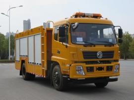 超优惠YZR5090XXHG型东风6吨水罐消防车现车有售