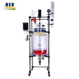 HEB-10L双层玻璃反应釜