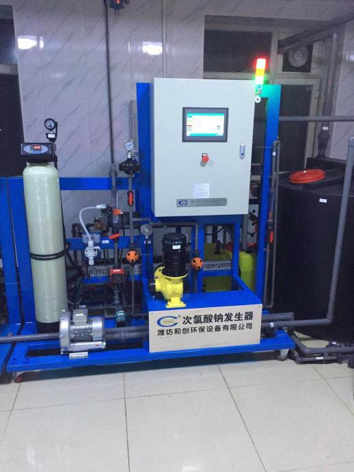 农村饮水工程消毒设备/单村供水次氯酸钠发生器