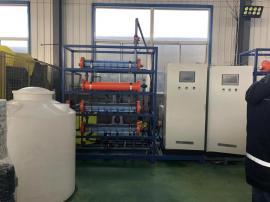 次氯酸钠消毒发生器/5公斤农村饮水消毒设备