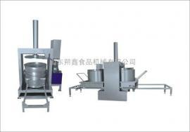 小型压榨机甘蔗压榨机液压自动