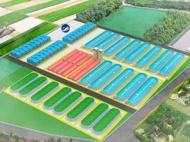 养殖池,支架养殖池,养鱼池,移动养鱼池,养鱼设施