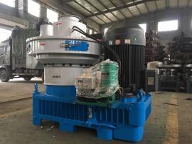 生物质立式环模竹粉糠醛渣颗粒机设备厂家