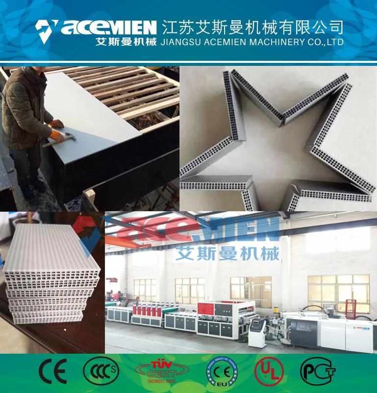塑料中空建筑模板机械设备厂