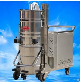 超大功率吸铁屑玻璃工业吸尘器,大型超大吸力吸纸屑粉尘吸尘器