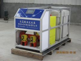 游泳池次氯酸钠发生器/泳池消毒全套设备