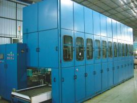 全自动铝合金散热器超声波清洗机