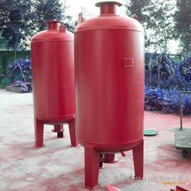 消防定压补水罐 囊式膨胀罐制造商