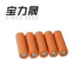 低温18650锂电池军品-40℃低温放电容量大于75%可PACK厂家2000mah