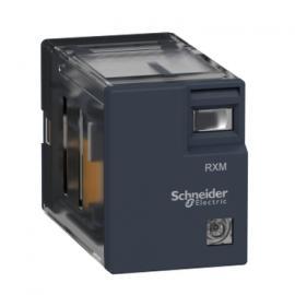 施耐德RXM2LB1B7中间继电器24V插入式控制中间继电器RXM2LB1B7