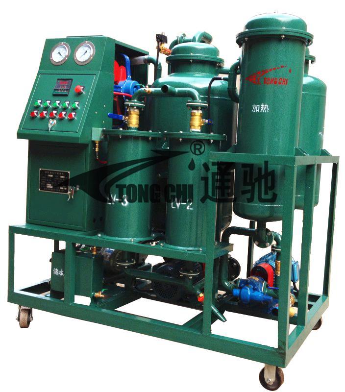 HL-(D)高粘度专用真空滤油机