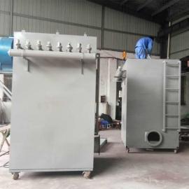 制药厂废气处理 移动式布袋除尘器 耀先废气处理有限公司