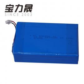 14.8V4400MAH低温聚合物锂电池报警器加热器平衡车扭扭车