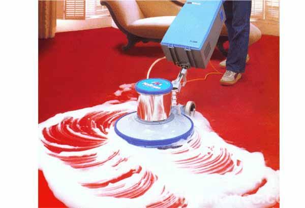 饭店地毯包月清洗