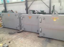 不锈钢铝合金叠梁闸门-DLZ不锈钢铝合金叠梁闸门