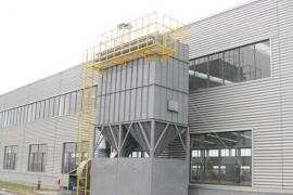 PPC防爆气箱式脉冲袋除尘器