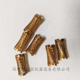 铍铜弹片件,铍铜弹片冲压件,铍铜弹片专用热处理炉