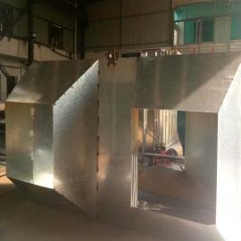 江阴环保工程废气处理 不锈钢活性炭吸附箱 耀先橡胶分处理厂商