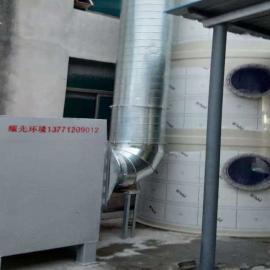 塑胶厂废气处理 活性炭废气吸附装置 耀先废气净化装置公司