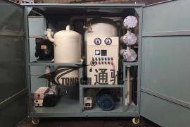 DLA型变压器油全自动多功能双级真空滤油机全封闭型