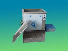 挖掘机零件超声波清洗机