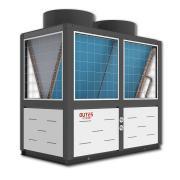 空气能热泵采暖系统 空气源采暖工程