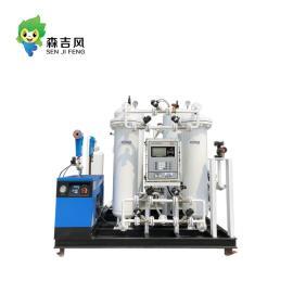 森吉风商用专用制氧机酒店制氧设备中央纯氧机空气净化制氧系统