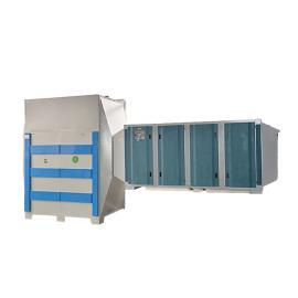 uv光解等离子一体机 喷漆烤漆车房印刷 光氧催化废气处理设备