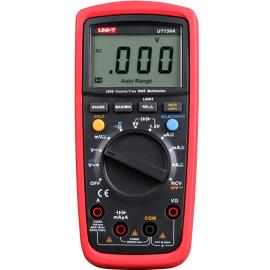 优利德UT139A万用表数字高精度数显多功能自动量程电流表