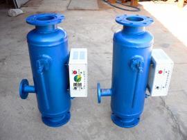 直通全自动除污器 射频反冲洗除污器