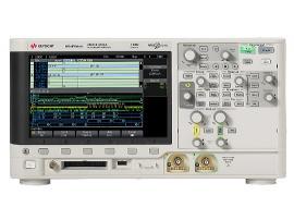 MSOX3102A 混合信号示波器1 GHz,2 个模拟通道和 16 个数字通道