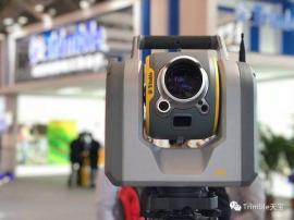 天宝Trimble SX10 影像扫描仪360°×300°扫描视场角