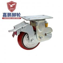 6寸弹簧减震脚轮A肥西6寸弹簧减震脚轮A6寸弹簧减震脚轮工厂