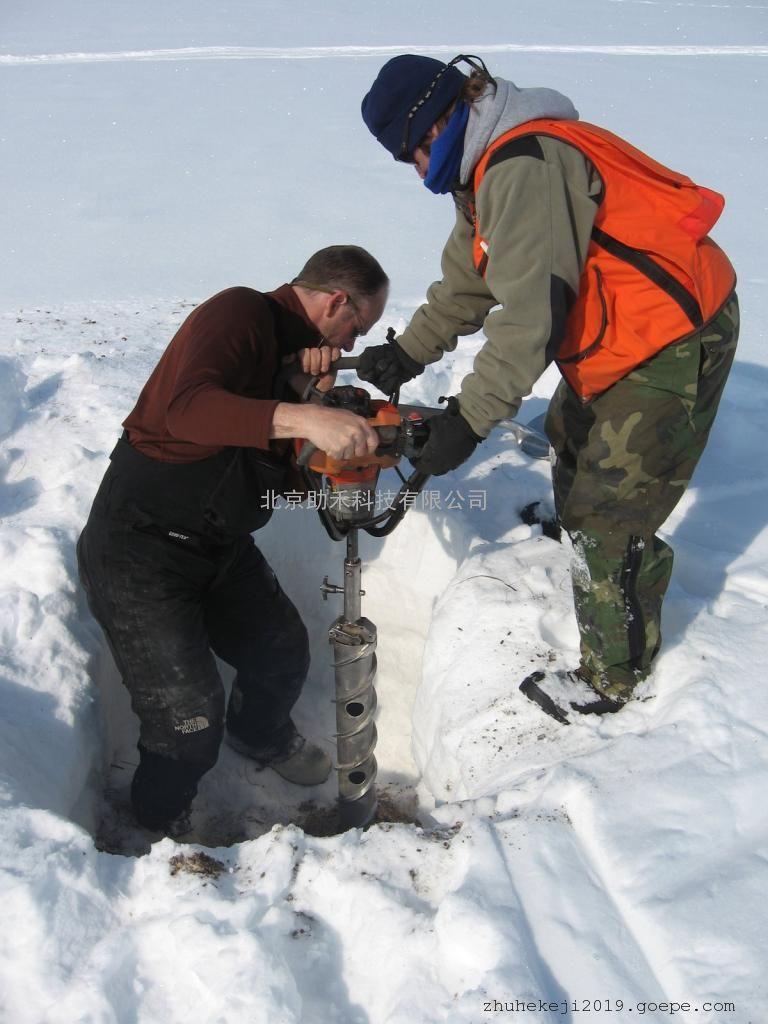 单人手持式冻土土壤取样钻机