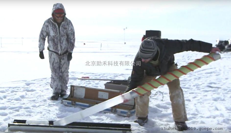 手动冰芯采样器