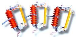 10KV硅橡胶高压跌落式熔断器HRW12-12/200A